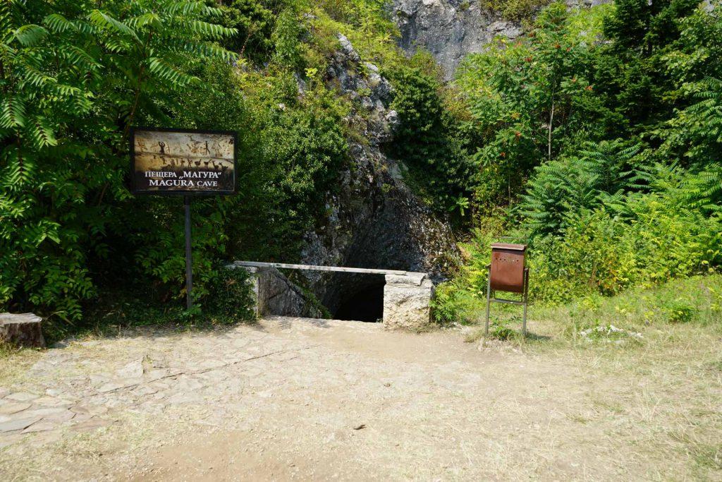 Höhle Magura