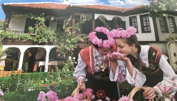 Rosenöl Bulgarien
