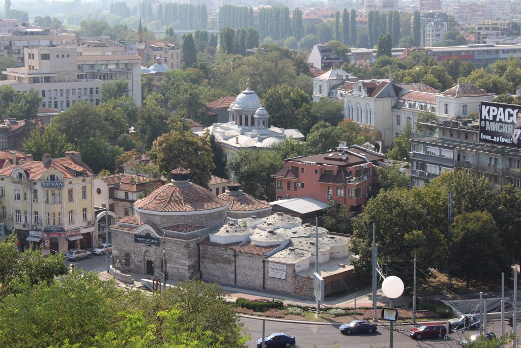 Plovdiv ,Nebet