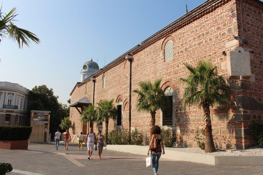 Plovdiv Moschee