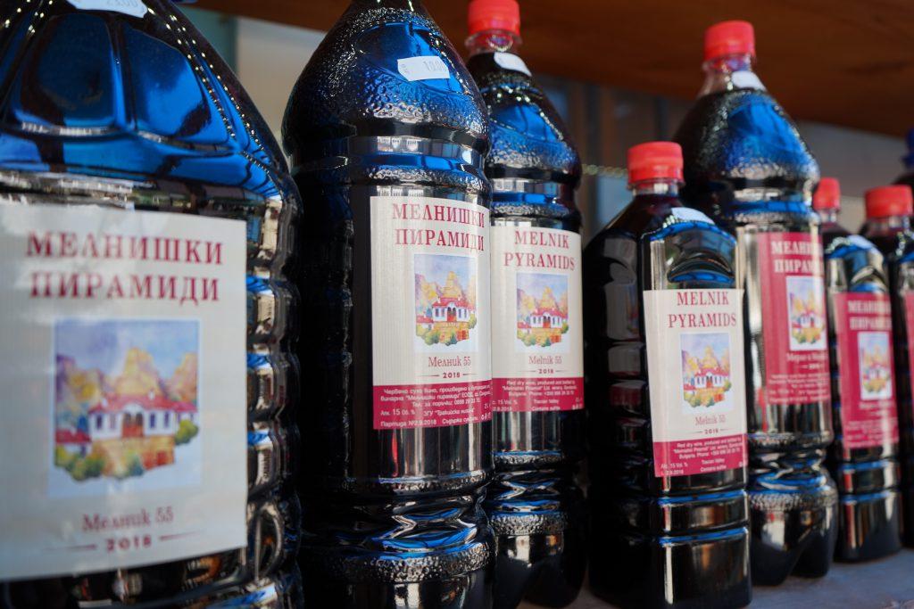 Wein Melnik